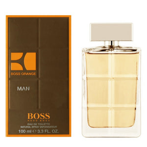 Boss Orange by Hugo Boss Men 3.4 oz / 100 ml Eau de Toilette Spray