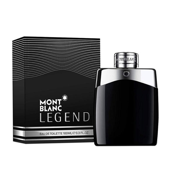 Montblanc Legend Men 3.3 oz / 100 ml Eau de Toilette Spray