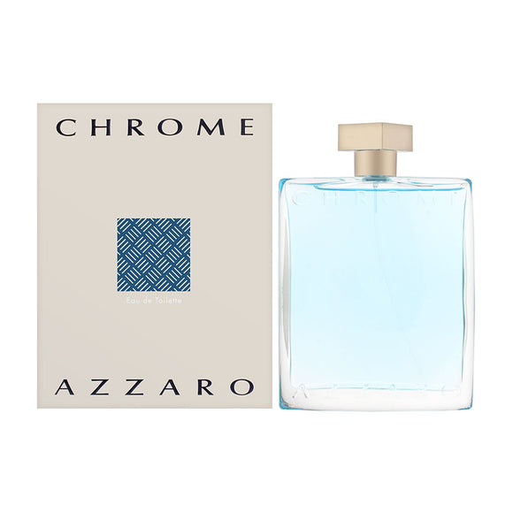 Azzaro Chrome Men 1.7 oz / 50 ml Eau de Toilette Spray