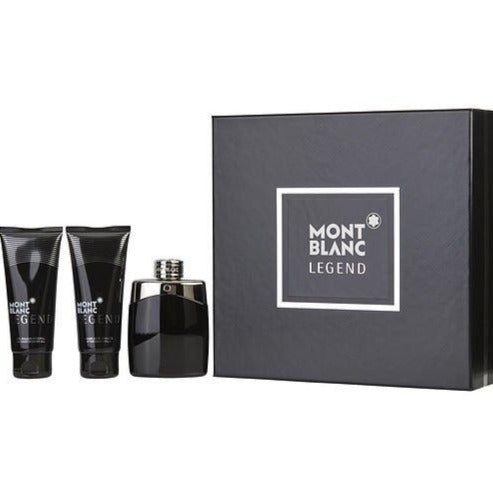 Mont Blanc Legend Men 3-Piece Gift Set