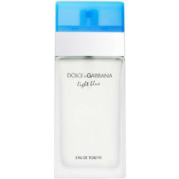 D&G Light Blue Women 3.3 oz / 100 ml Eau de Toilette Tester