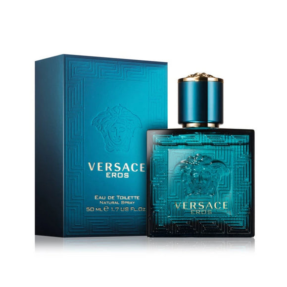 Versace Eros Men 1.7 oz / 50 ml Eau de Toilette Spray