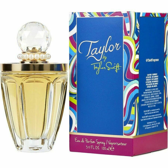 Taylor Women 3.4 oz / 100 ml Eau de Toilette Spray