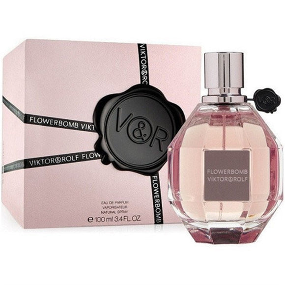 Viktor & Rolf Flowerbomb Women 3.4 oz / 100 ml Eau de Parfum Spray