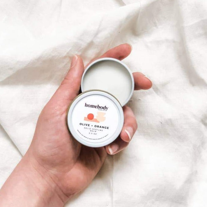 Load image into Gallery viewer, Solid Perfume | Cuticle Balm