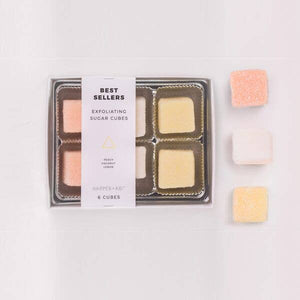 Load image into Gallery viewer, Bestselling Exfoliating Sugar Cubes Gift Box
