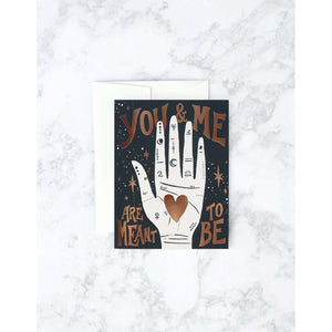 Load image into Gallery viewer, Palmistry Card