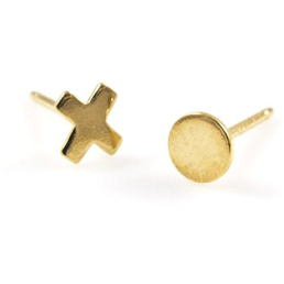 X and O Stud Set