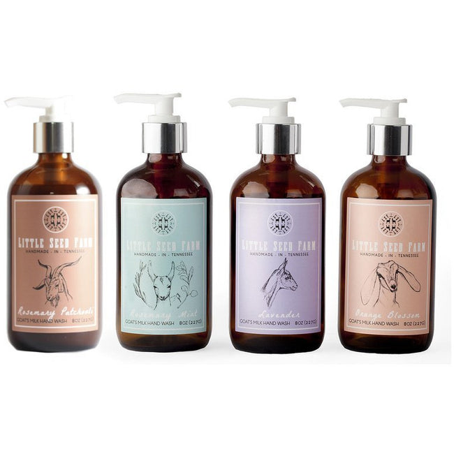 Orange Blossom Goat's Milk Hand Wash