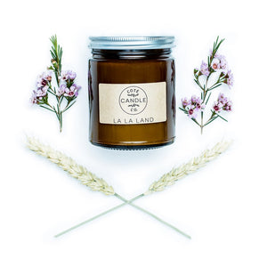 La La Land Soy Candle - Favor & Fern