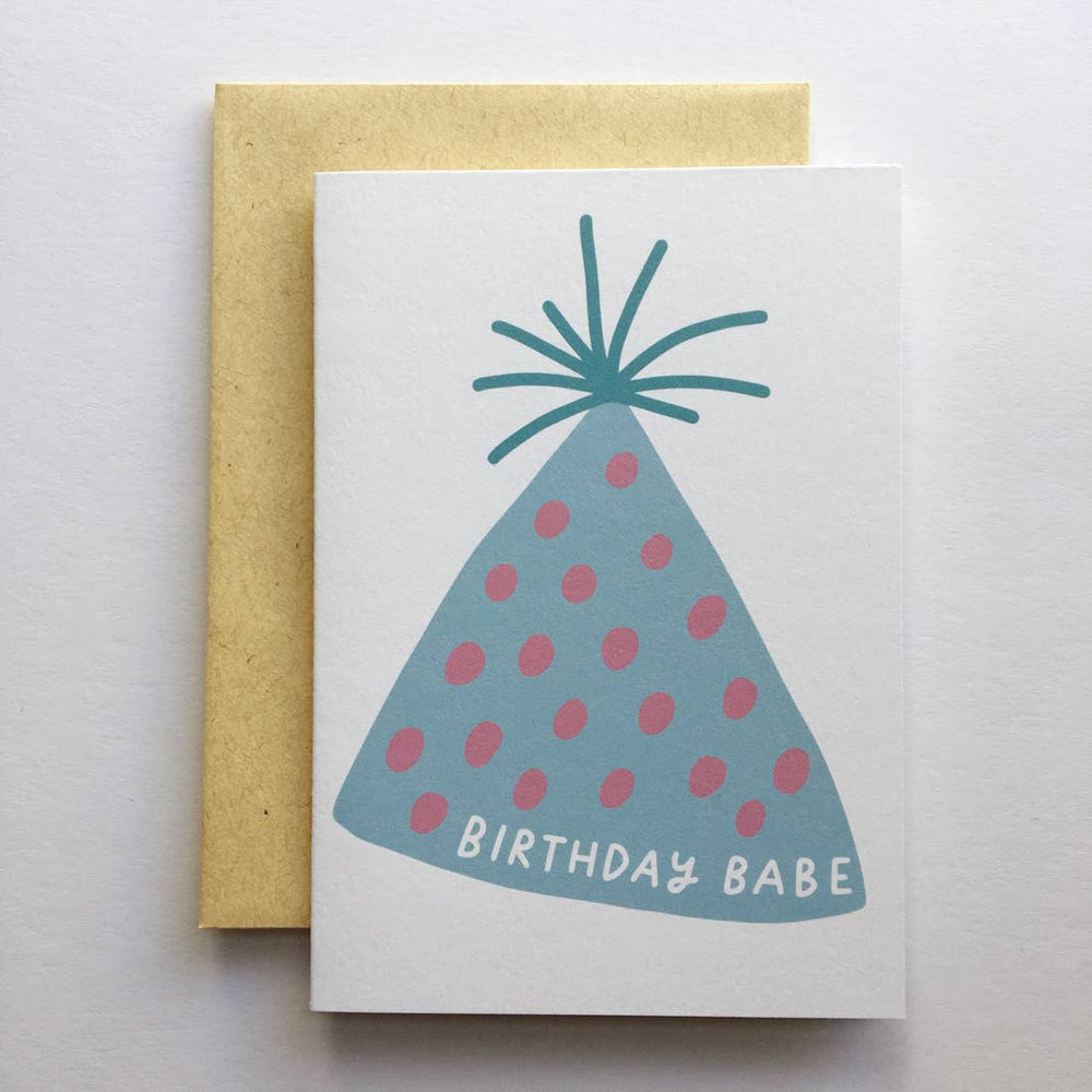 Load image into Gallery viewer, Birthday Babe Card