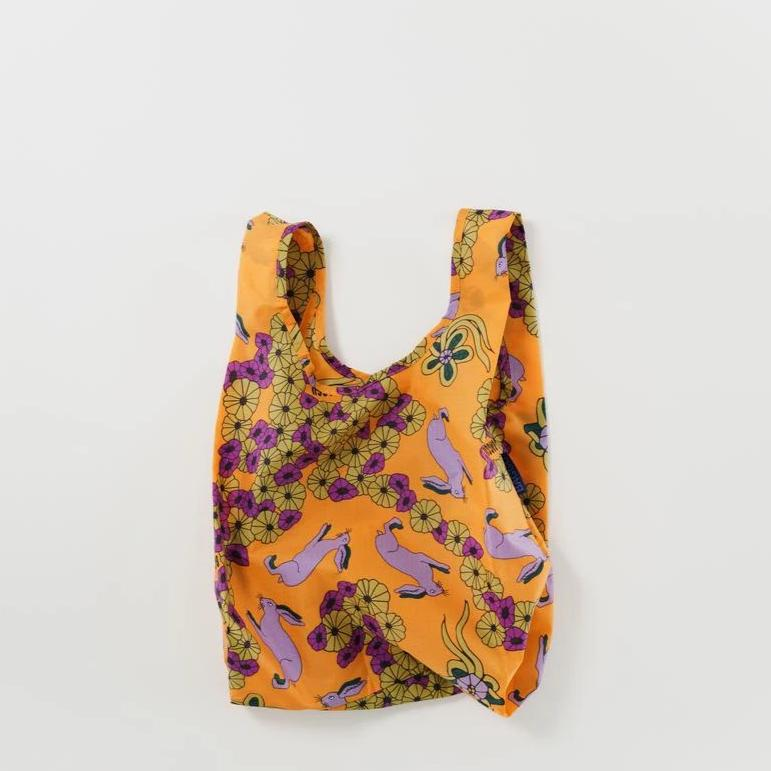 Wild Rabbit Reusable Bag - Favor & Fern