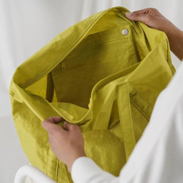Chartreuse Cloud Bag - Favor & Fern