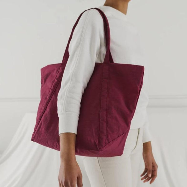 Cranberry Cloud Bag - Favor & Fern