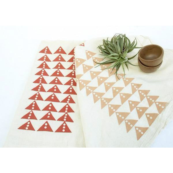 Adobe Print Dish Towel Set - Favor & Fern
