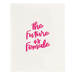 Load image into Gallery viewer, Future is Female Print - Favor & Fern