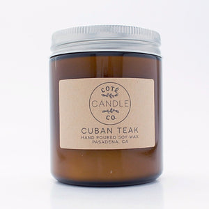 Cuban Teak - Favor & Fern