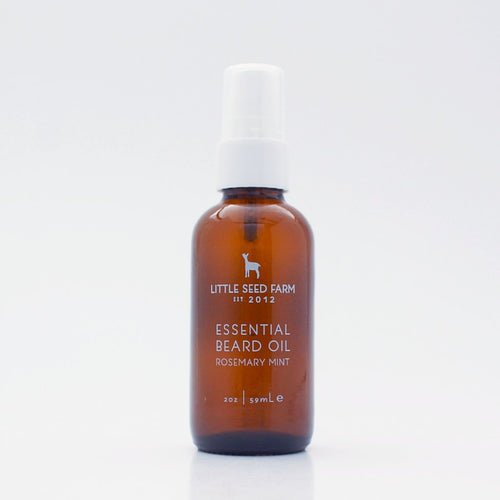 Rosemary Mint Beard Oil