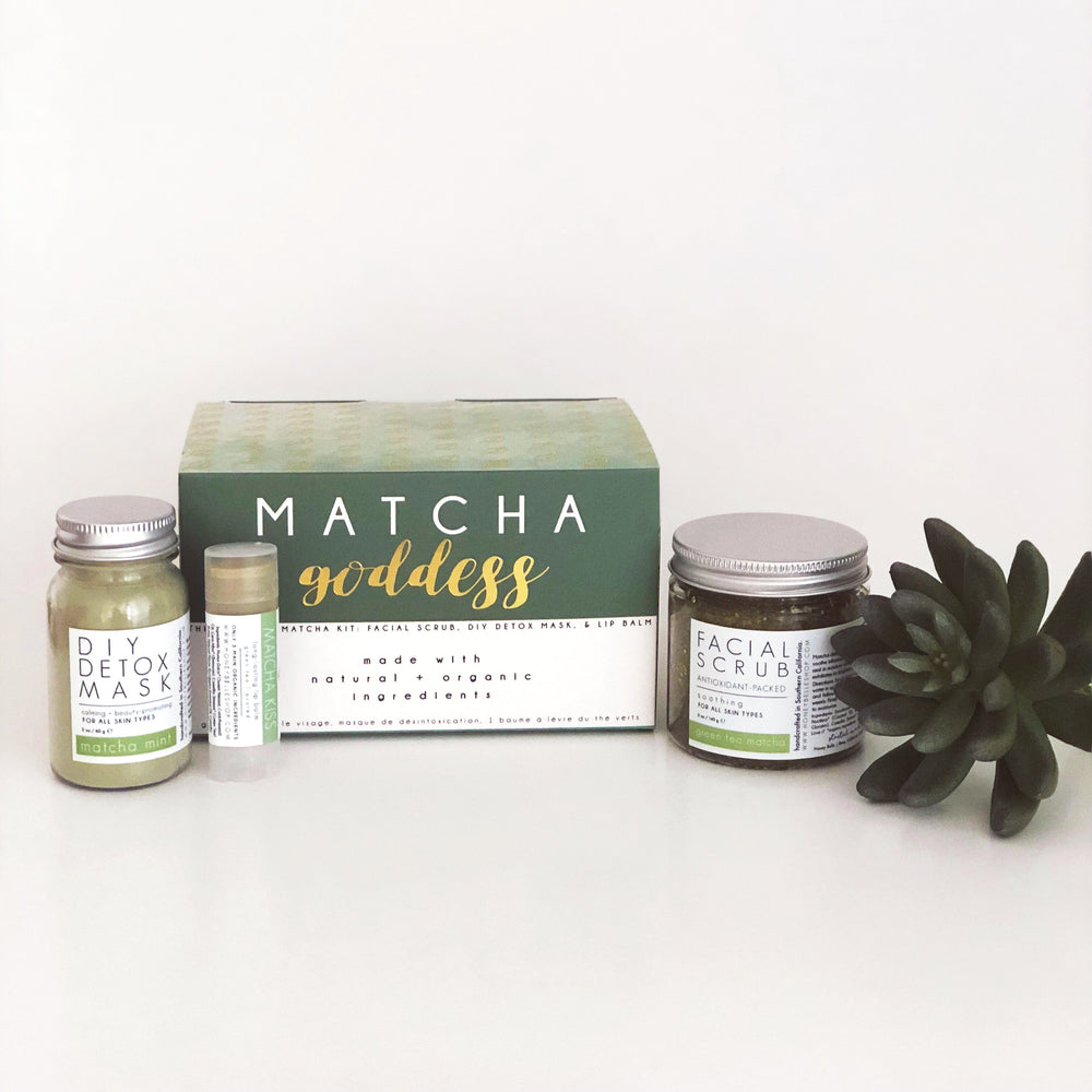 Matcha Goddess Kit