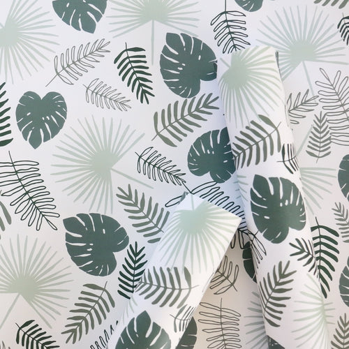 Tropical Palm Gift Wrap