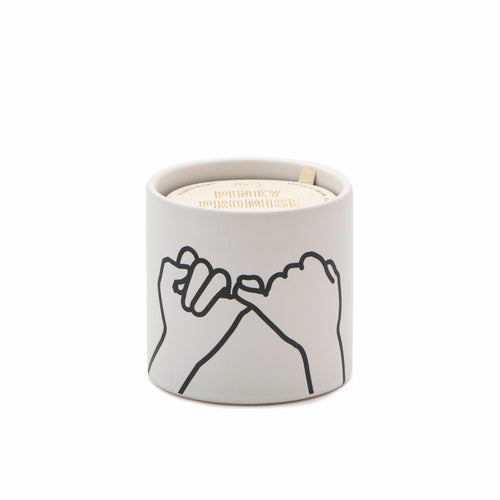 Pinky Promise Wild Fig & Cedar Candle - Favor & Fern