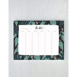 Lush Greens Desk Pad