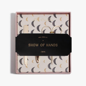 Gold Nail Care Kit - Favor & Fern
