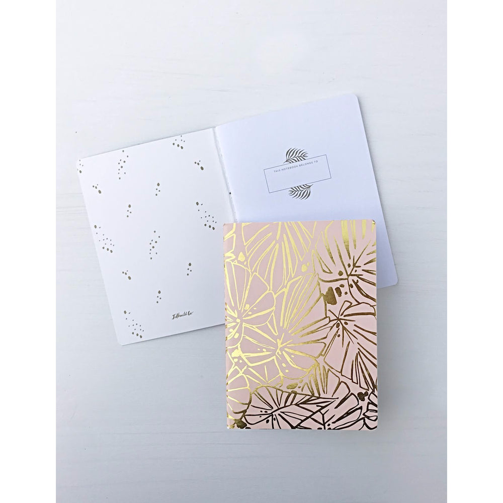 Lush Greens Pocket Notebook Set - Favor & Fern