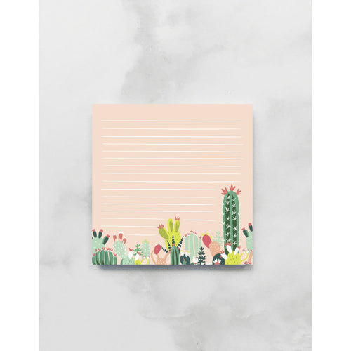 Prickly Pear Desk Pad