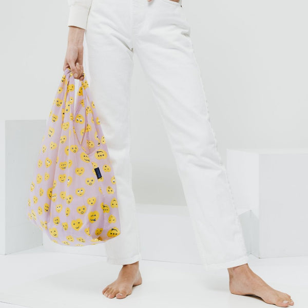 Emoji Reusable Bag - Favor & Fern