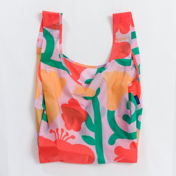 Floral Reusable Bag