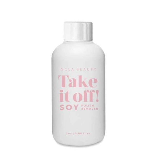 Take It Off Soy Nail Polish Remover