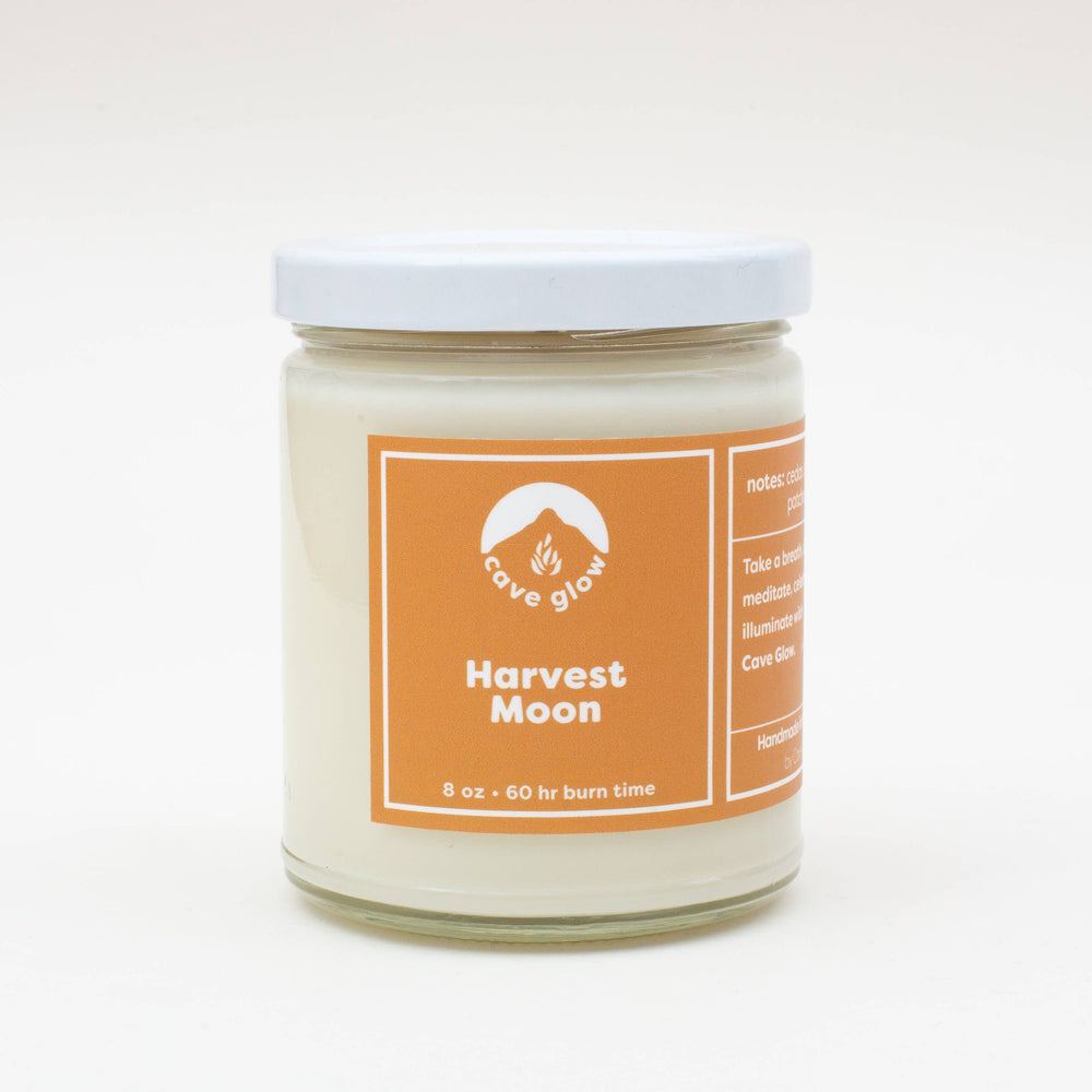 Harvest Moon Candle