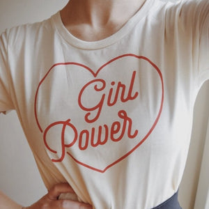 Load image into Gallery viewer, Girl Power Full Print Women's Tee