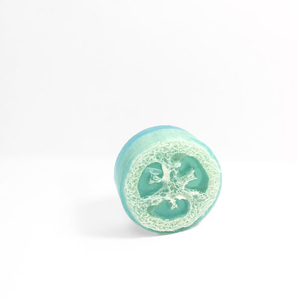 Exfoliating Loofah Soap - Favor & Fern