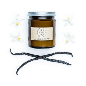 Vanilla Bean Soy Candle - Favor & Fern