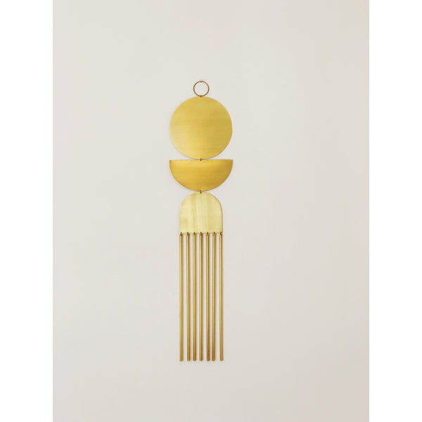 The Sun Brass Wall Hanging