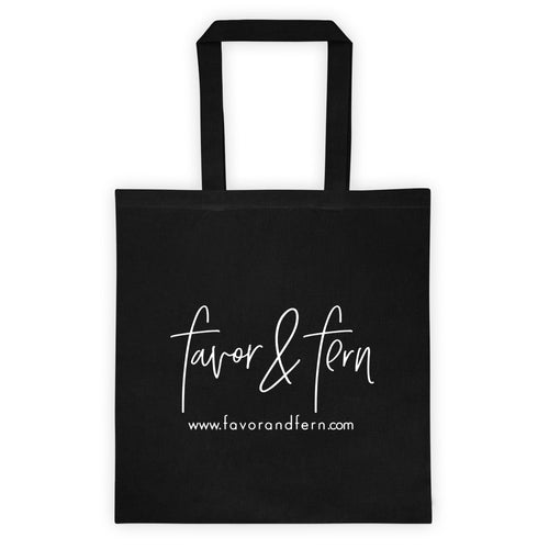 Favor & Fern Tote Bag