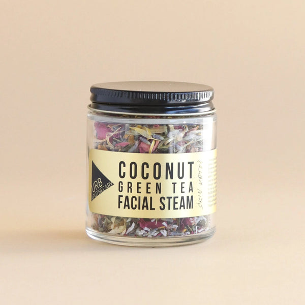 Coconut Green Tea Facial Steam - Favor & Fern