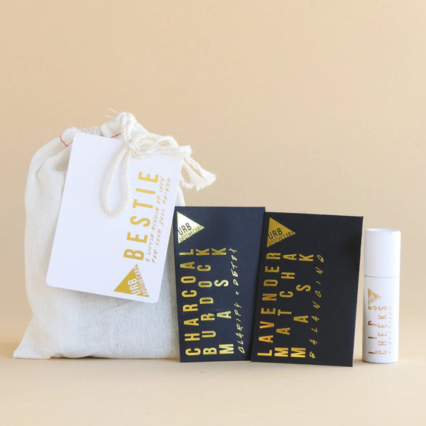 Bestie Mask Gift Set - Favor & Fern