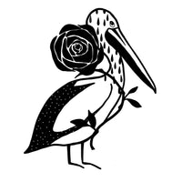 The pelican and the Rose, clothing, mama march, merchandise , slogan
