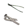 Stainless Steel Cap Extraction Forceps