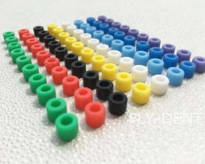 Colour Coded Rings - Miltex