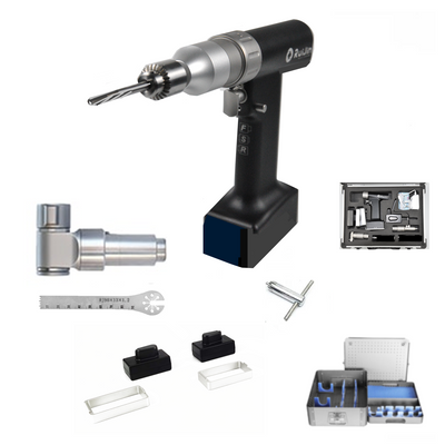 Multifuction Handpiece: Drill & Oscillating Saw