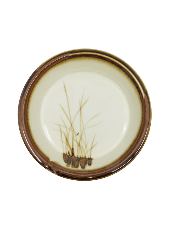606 Brushwork Pie Plate