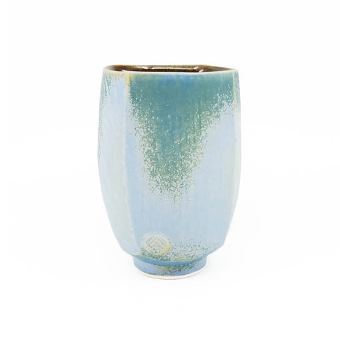 Light Blue Tall Cup