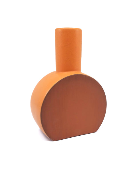 Round Bottle - Orange