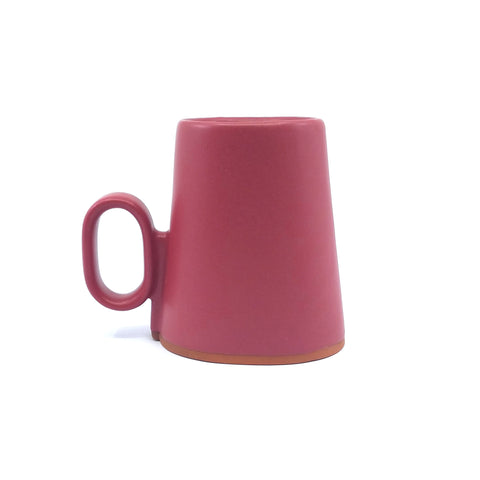 Oval Cup - Red