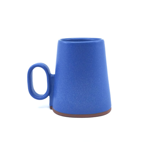 Oval Cup - Blue
