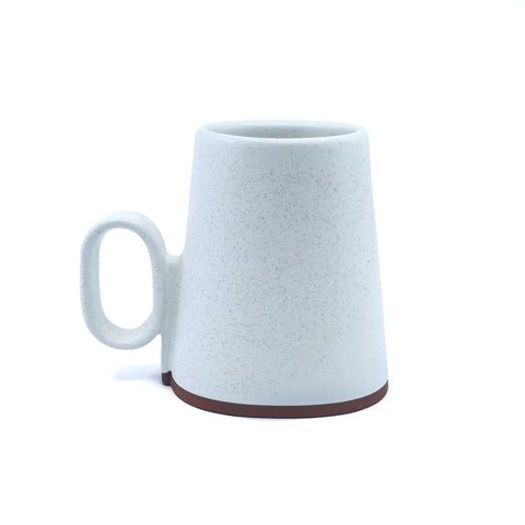Oval Cup - White